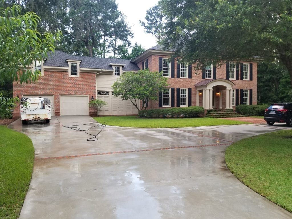 Pressure Washing - Savannah, GA  Residential and Commercial Cleaning